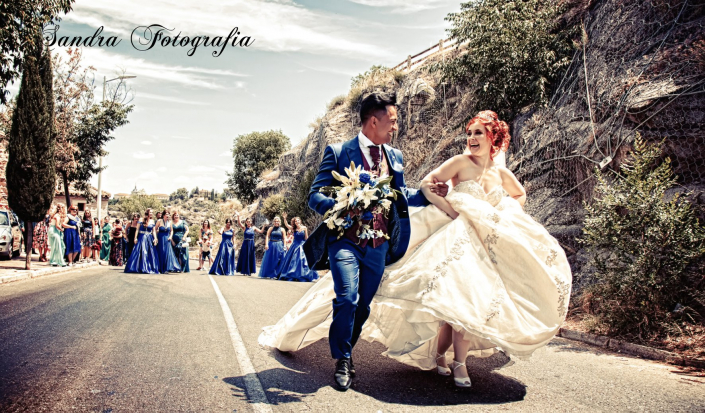 Boda de Mayte y Leo - Sandra Fotografía Toledo