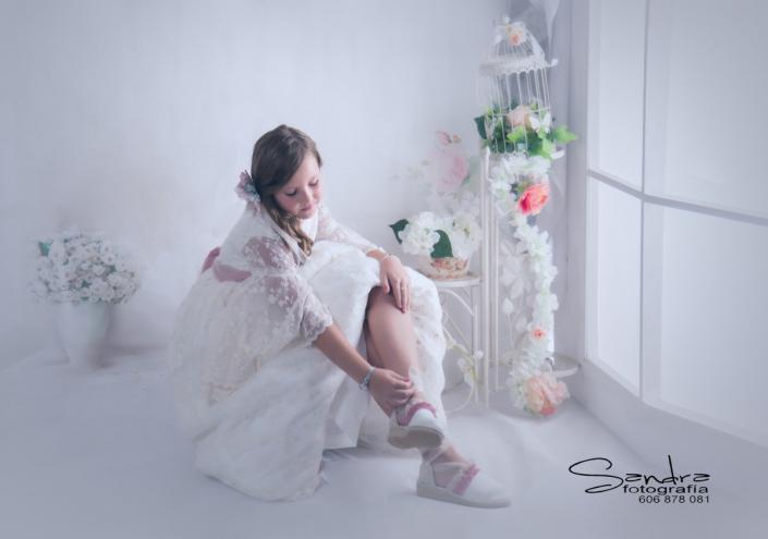 Sandra Fotografía - Fotografías de Comunión en Toledo