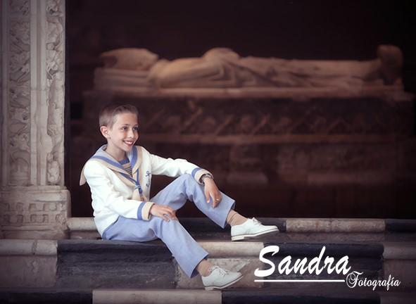 Comunión de Roberto - Sandra Fotografía Toledo